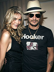 Kid Rock Steps Out with Model May Andersen