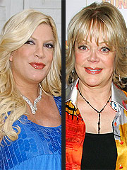 Mom's Online Plea to Tori Spelling: Talk to Me!