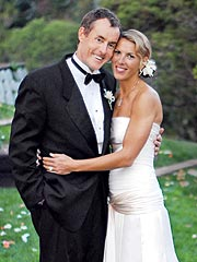 Scrubs Star John C. McGinley: Wedding Photos!