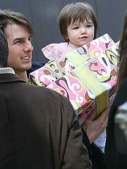 Suri Cruise Celebrates Her First Birthday