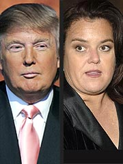 Donald Trump Weighs In on Rosie O'Donnell Leaving The View