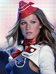 Gisele Bundchen, Victoria's Secret Part Ways