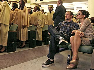 Sandra Bullock Honors New Orleans Graduates