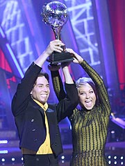Apolo Anton Ohno Wins Dancing with the Stars
