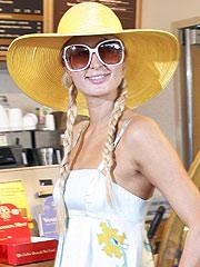 Paris Hilton Parties as Jail Time Approaches