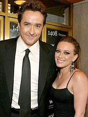 John Cusack & Hilary Duff's Mutual Admiration Society