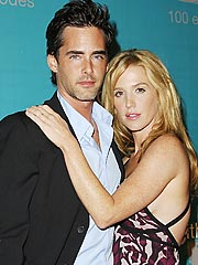 Poppy Montgomery Welcomes a Boy