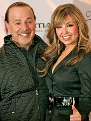 Thalía, Tommy Mottola Expecting a Baby