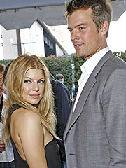 Josh Duhamel Reveals His Pick-Up Line on Fergie