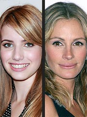 Emma Roberts: Julia Roberts is 'A Great Mom'