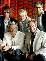 Duran Duran Rocker Talks About Being in Di&#39;s Favorite Band