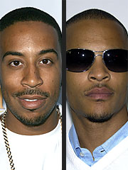Fight Breaks Out Between T.I., Ludacris Entourages