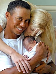 Tiger Woods's New Baby Revealed!