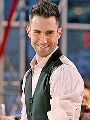 Adam Levine Sings the Praises of Yoga