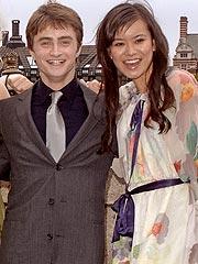 Harry Potter's Crush Calls Daniel Radcliffe a Good Kisser