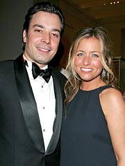 Jimmy Fallon Says He's 'The Luckiest Guy on Earth'