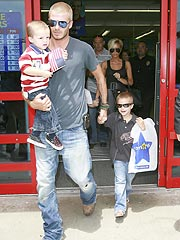 Beckhams Settle into L.A. Family Life