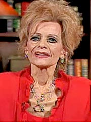 Tammy Faye Says She Doesn&#39;t Fear Death