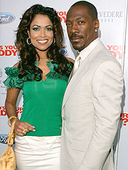 Eddie Murphy Steps Out to Support His Girlfriend