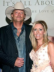 Alan Jackson's Wife Talks About Forgiving His Infidelities