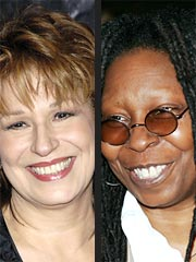 Joy Behar Says Whoopi Goldberg &#39;Brings Warmth&#39;