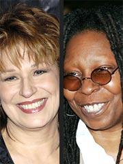Joy Behar Says Whoopi Goldberg 'Brings Warmth'