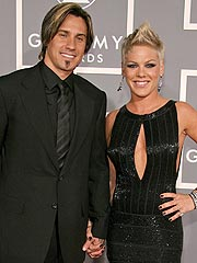Carey Hart & Pink Are 'Rebuilding' Their Relationship