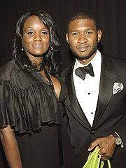 Usher's Mom Skipped Civil Ceremony