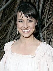 Entourage's Constance Zimmer Welcomes Baby Girl
