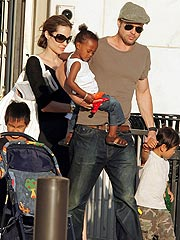 Brad & Angelina: Things Are 'Really Good'