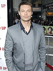Ryan Seacrest Jokes About Emmy Jitters