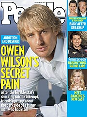 COVER STORY SNEAK PEEK: Owen Wilson's Secret Pain