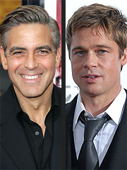 George Clooney, Brad Pitt Expected in Venice