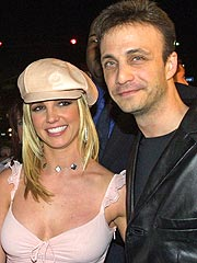 Britney Spears's Former Manager Served in Custody Fight