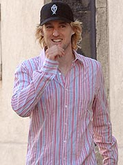 Owen Wilson Hospitalized, in 'Good Condition'