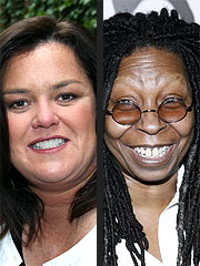 Rosie O'Donnell: Whoopi 'Was Good' on The View