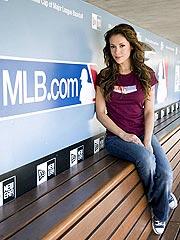 Alyssa Milano Scores MLB Reporting Gig