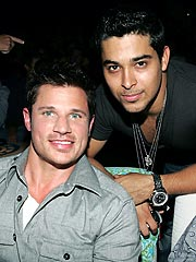 Wilmer Valderrama and Nick Lachey Opening Eatery