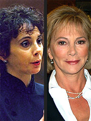 Marcia Clark Goes Legally Blonde
