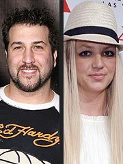 Joey Fatone to Britney: 'I'm Here for You, Sweetheart'
