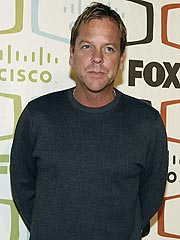 Kiefer Sutherland Busted for DUI in Hollywood
