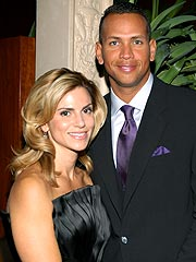 Baseball Star Alex Rodriguez, Wife Have Second Child
