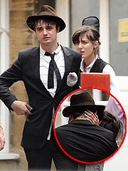 Report: Pete Doherty Engaged to Model &#8211; Not Kate Moss