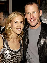Lance Armstrong, Tory Burch Break Up
