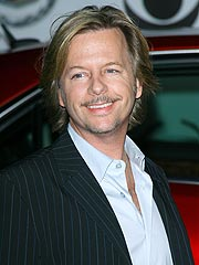 David Spade Donates $100,000 to Help Troops