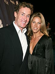 John C. McGinley, Wife Welcome a Baby