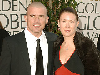 Prison Break's Dominic Purcell and Wife Split
