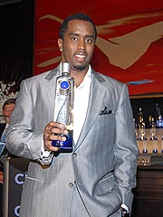 Diddy Speaks Out: 'I Don't Fight Over Girls!'