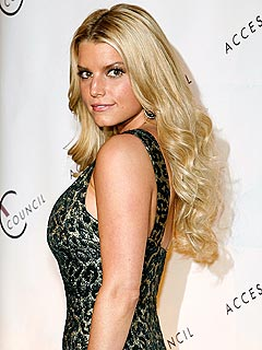Jessica Simpson: 'I Need a Boston Man'