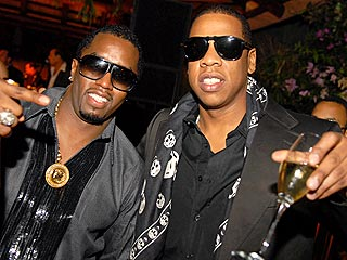 Exclusive Photos From Diddy's 38th Birthday Party